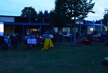 1. Open Air-Kino im Waldstetter Freibad am 3. August 2019